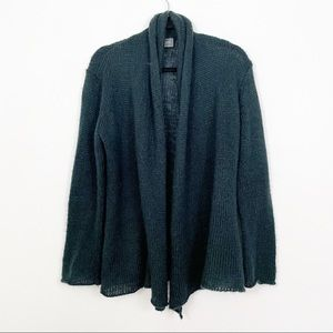 WOODEN SHIPS Delicate Knit Cardigan Sweater S/M